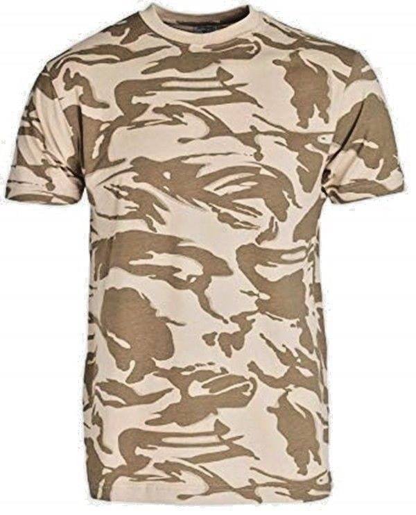 Highlander Childrens Padded Camouflage Combat Jacket British DPM