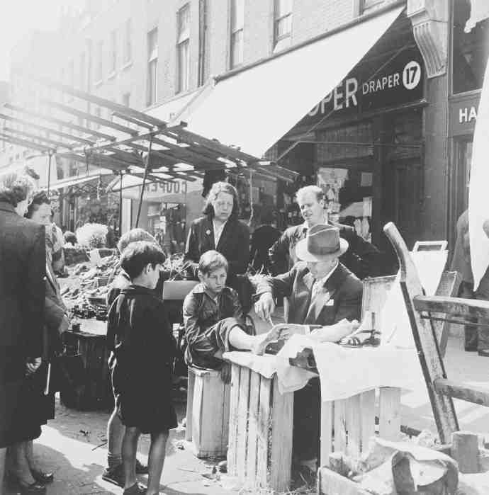 Penton Street and Chapel Market area | British History Online