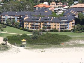 Currumbin Sands Holiday Apartments in the Gold Coast.