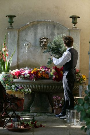 Villa Gallici Hotel ~ an opulent hotel in an elegant villa near Atelier de Cezanne's Museum  in Provence, France