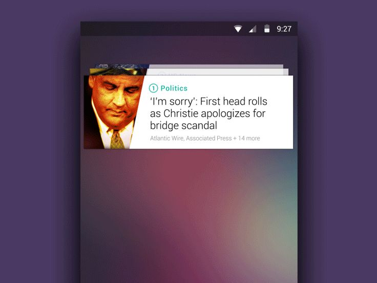 Yahoo News Digest - Android