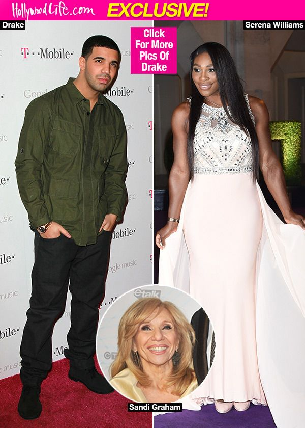 Serena Williams & Drake: Why He Won't Marry Her Or AnyWoman