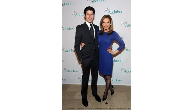 ABC News chief meteorologist and Storm Team 8 alum Ginger Zee and her husband are getting their own TV show.