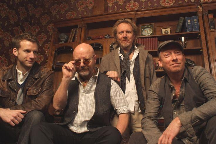 Wishbone Ash am 27.01.2015 in der Fabrik, Hamburg