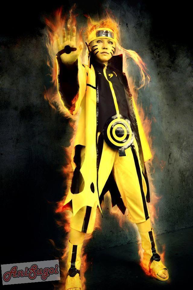 Naruto modo Rikudou Sennin - Naruto Shippuden