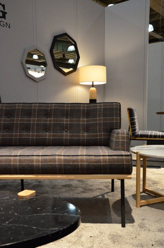What's New, What's Next: 5 Hot Decor Trends, Straight from the 'Runway' — ICFF 2015 | Apartment Therapy