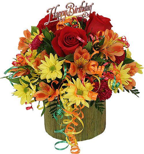 Happy 35th Birthday Highlands Ranch: Canada Flowers > Birthday