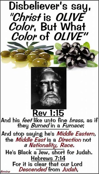 Can't hide behind your fake code words to redefine a TRUE BLACK MESSIAH #repent or be judged as warned by the Elohim of Black Hebrew scripture