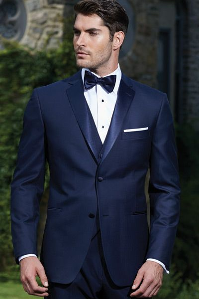Best 25 wedding tuxedos ideas on pinterest men wedding suits wedding mybigday begging my fiance to wear blue instead of the typical gray or junglespirit Image collections