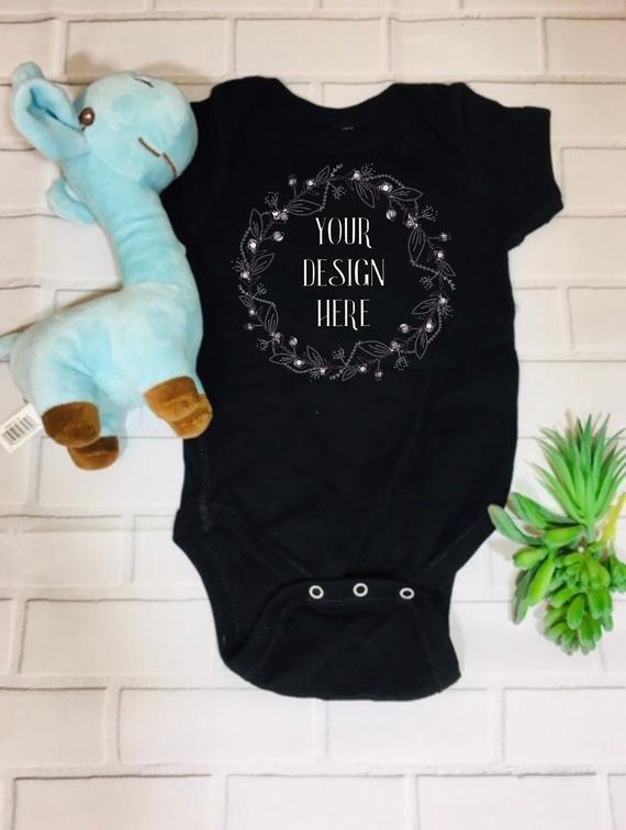Baby Clothing mock Baby Mock Up Bella canvas toddler mock Gildan baby tshirt mock Baby T-Shirt Mock Up Rabbit Skins T-shirt Mock
