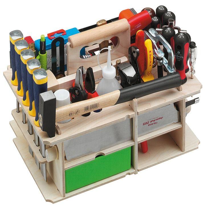 Werkzeugkiste, Systainer<sup>® </sup>T-Loc, Box, bestückt - im Häfele Deutschland Shop