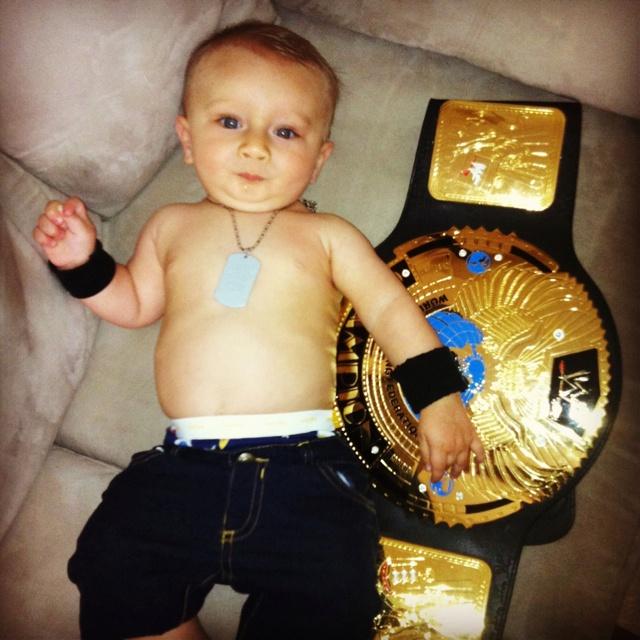 Baby John Cena | love | Pinterest