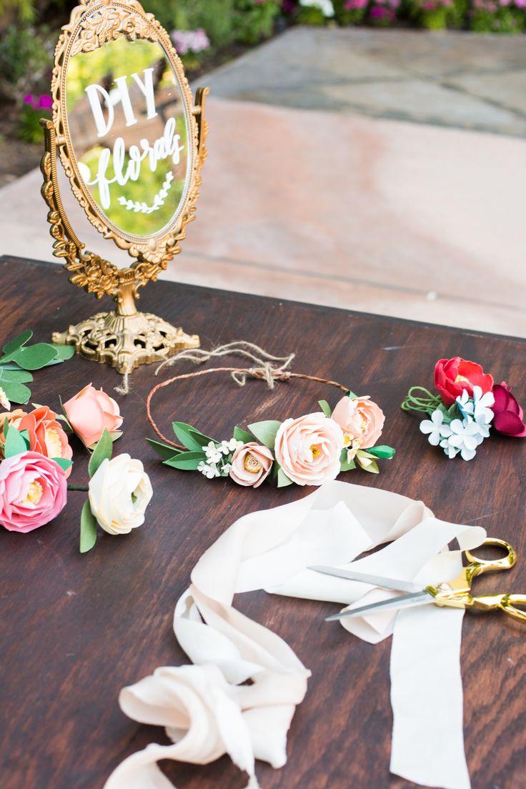 Photography: Kim Le Photography - kimlephotography.com  Read More: http://www.stylemepretty.com/california-weddings/2015/05/22/romantic-garden-bridal-shower-inspiration/