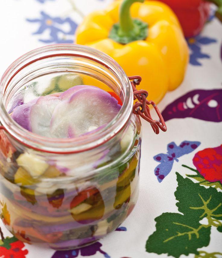 Provate il misto per condire un'insalata di pasta o di riso, per farcire panini insieme a ricotta o mozzarella, o come contorno per il pesce