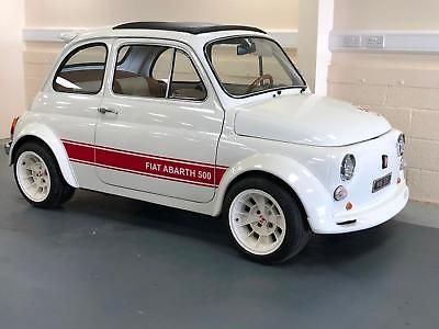 Fiat 500L -Arbarth evocation-Fab condition -restored.