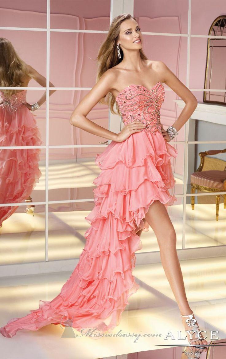 81 best Dresses images on Pinterest   Evening gowns, Party dresses ...