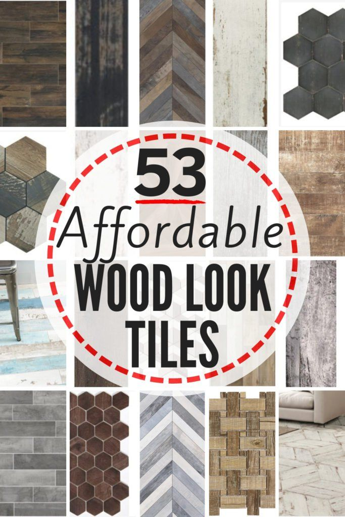 Is Wood Look Tile Perfect For Your Home 53 Affordable Options Faux Wood Tiles Wood Grain Tile Wood Tile