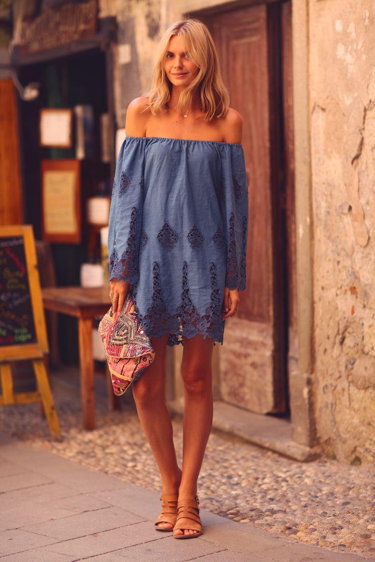 Summer dress highs taxidermy