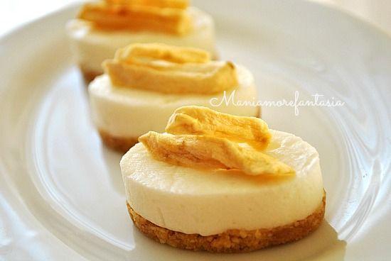 Mini tortine allo yogurt, ricetta senza cottura