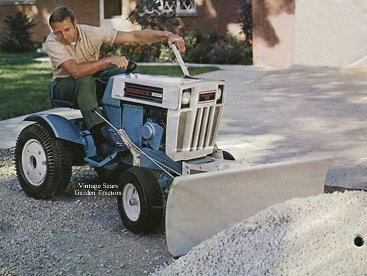 Craftsman Tractor Attachments Chart : Old sears garden tractor attachments ftempo