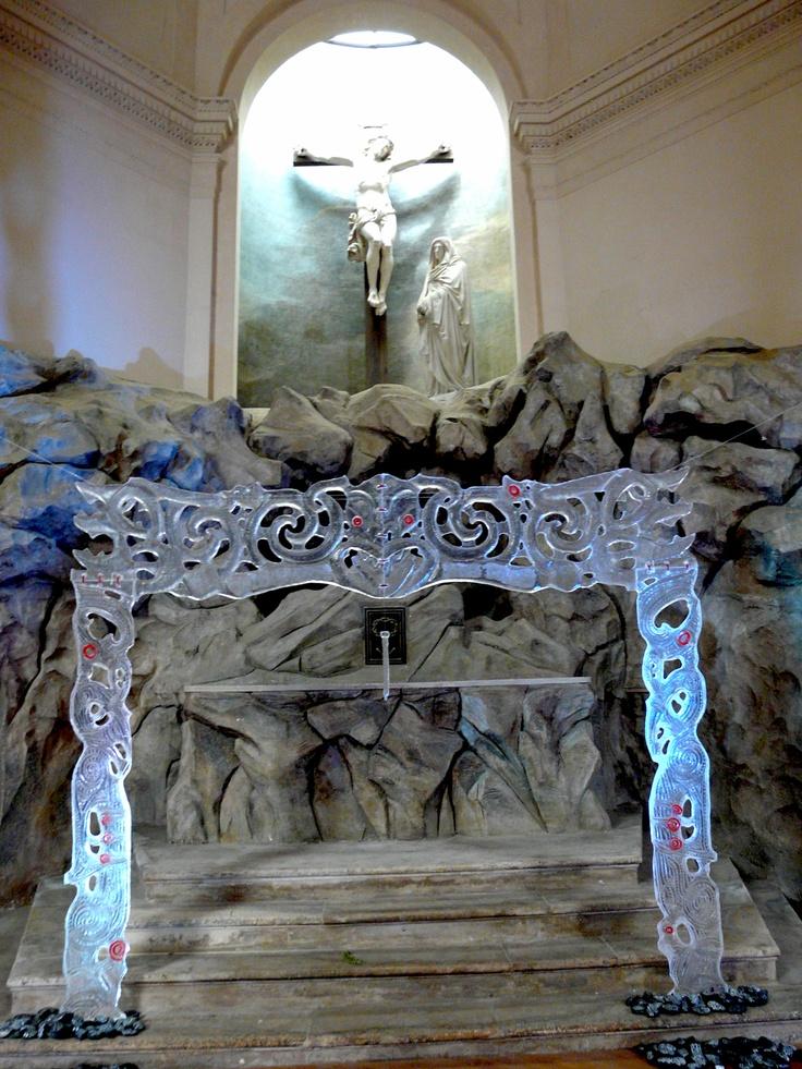 George Nuku The gateway to heaven.