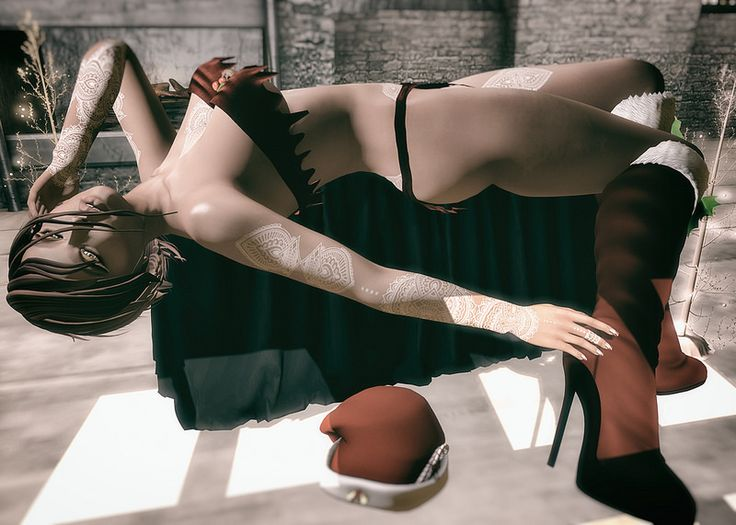 *C R E D I T S* eyes: MESANGE – Ice Dream Eyes Pack Omega HUD – Hunt Prize for WOH2 makeup: SlackGirl – Dream Shadow for Catwa Heads – Exclusive @ The Chapter Four hair: .Sh…