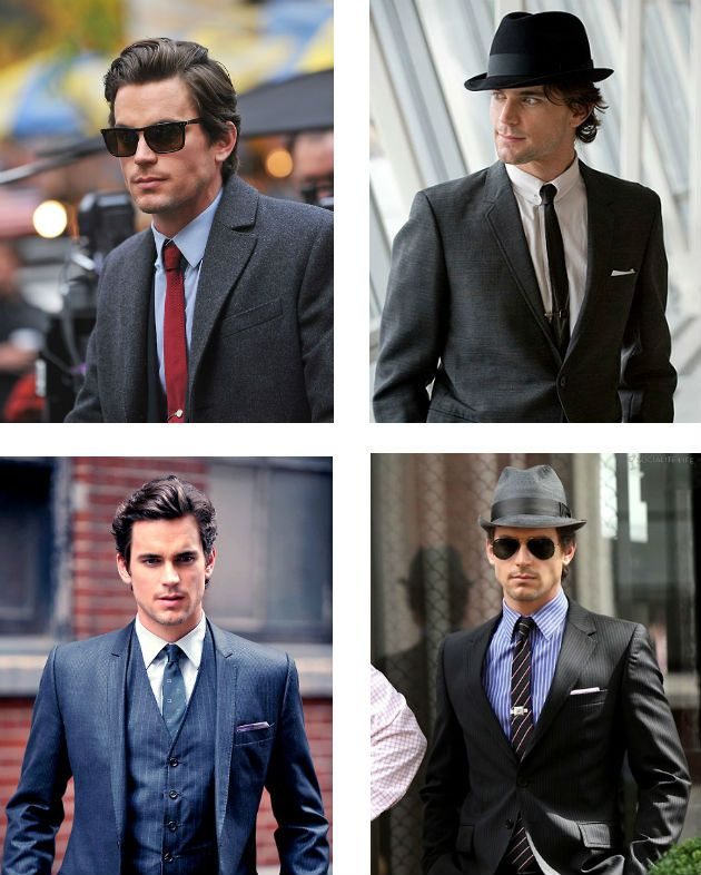 Dress like Neal Caffrey for Less