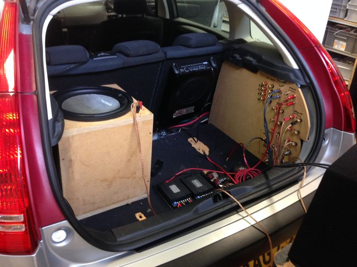 Focal car audio
