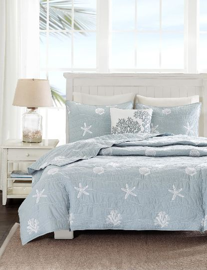 discover the absolute best beach coastal and nautical bedding sets for your beach home