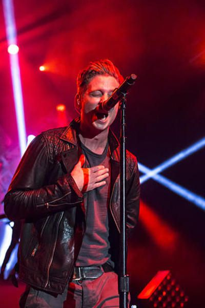 2017 Honda Civic Tour Featuring OneRepublic with special guests Fitz and the Tantrums and James Arthur at Hollywood Casino Amphitheatre - St. Louis, MO on Sat Jul 8, 2017 7:00 PM CDT