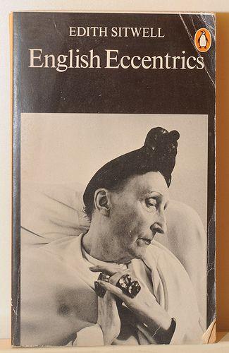 English Eccentrics, Edith Sitwell