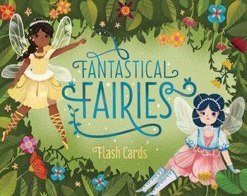 Chronicle Books Fantastical Fairies Flash Cards
