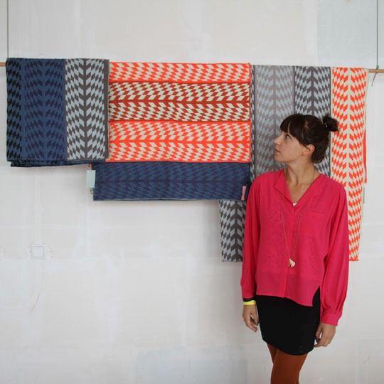 Creative Textiles from Holland: Mae Engelgeer Inside Design: Amsterdam