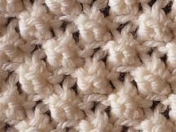 """Tricot - Le point d'astrakan - Mes créations… - Tuto echarpe… - """"FLeur tricotée"""" - Une meute de petits… - le blog LittleHAND"""