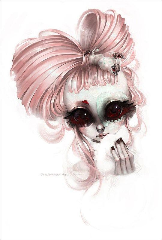 Original Illustrations by Valérie Bastille