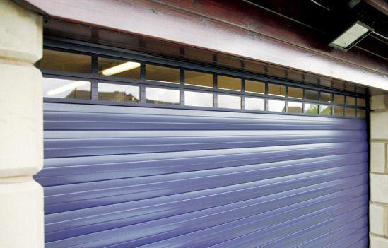 Garage Doors | Automatic Roller Garage Doors | Remote Control Garage Door