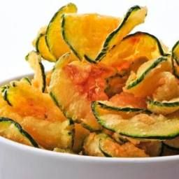 Baked Zucchini Chips Recipe on Yummly. @yummly #recipe
