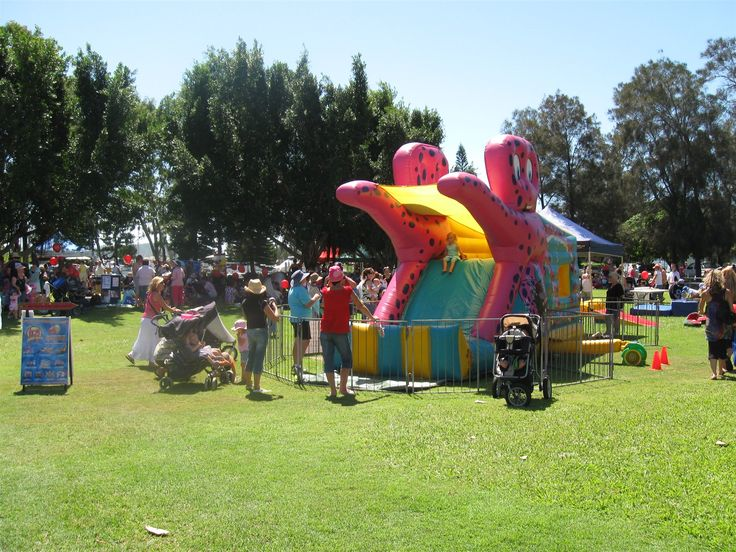 Entertainment for the kids- rides