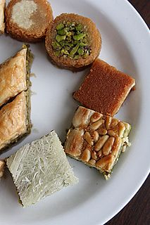 Everything to know about Middle Eastern pastries.