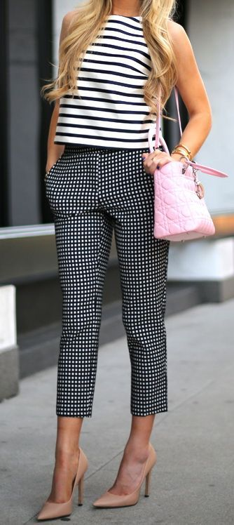 street style meets work style