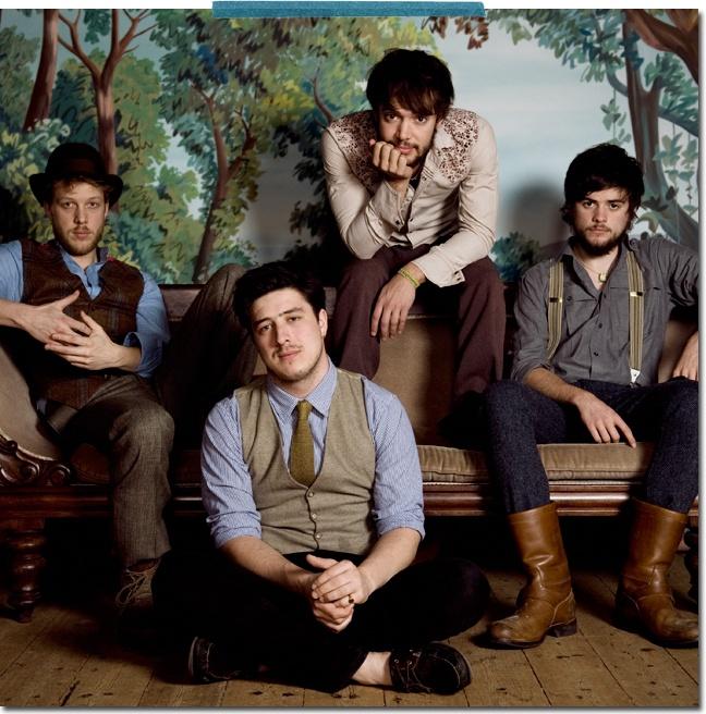 Mumford & Sons, music, band