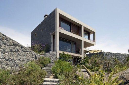 2 Houses in Punta Pite / Izquierdo Lehmann   ArchDaily
