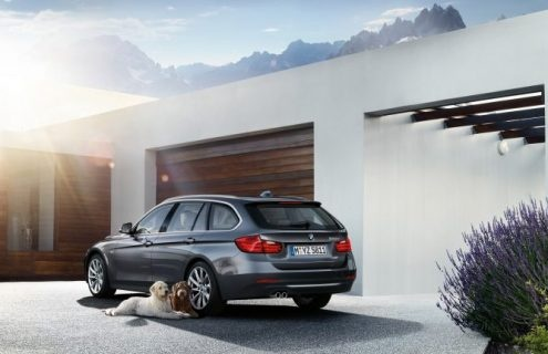 2013 BMW 3 Series Touring...i'm thinking I could get behind THIS Mommy wagon! lol