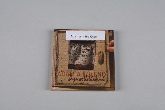 Adam a koleno | české ilustrované knihy pro děti | Baobab Books