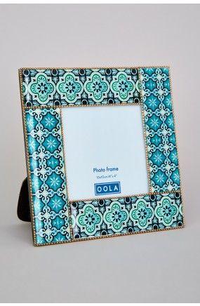Oola Glass Mosaic Frame