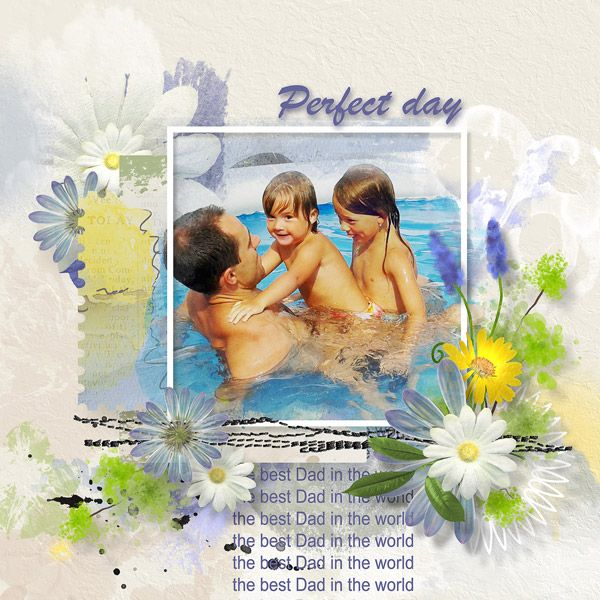 August 2015 Challenge JA- Template01 by Robyn