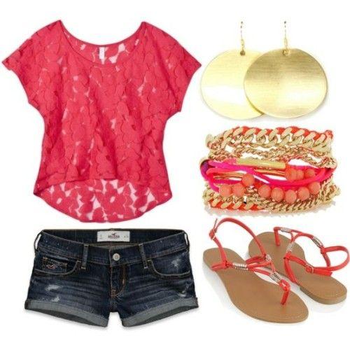 Summer dress shirts girls