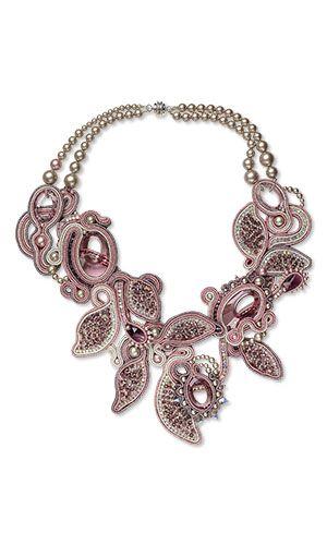 Strawberry field necklace. Eliana Maniero jewels 2014