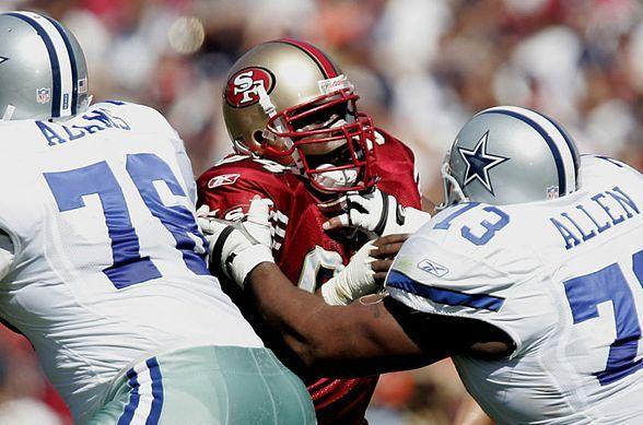 check out 36a57 55fad Larry Allen, Dallas Cowboys | DALLAS COWBOYS | Cowboys ...