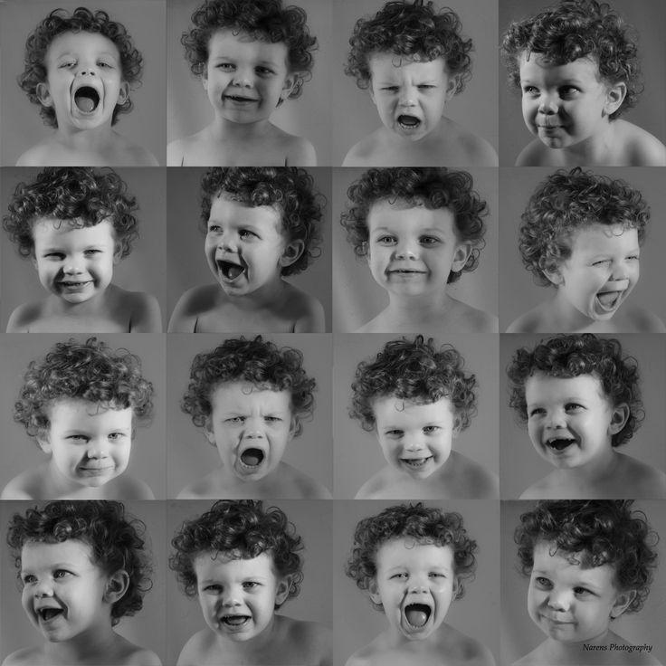 Faces of Collin.....